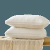 紫罗兰 酒店水洗Q弹护颈枕头枕芯 一对装 39元(需用券)