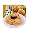中国台湾进口欧儿牌芝麻夹心麻薯饼(糯米饼)210g *11件 103.5元(合9.41元/件)