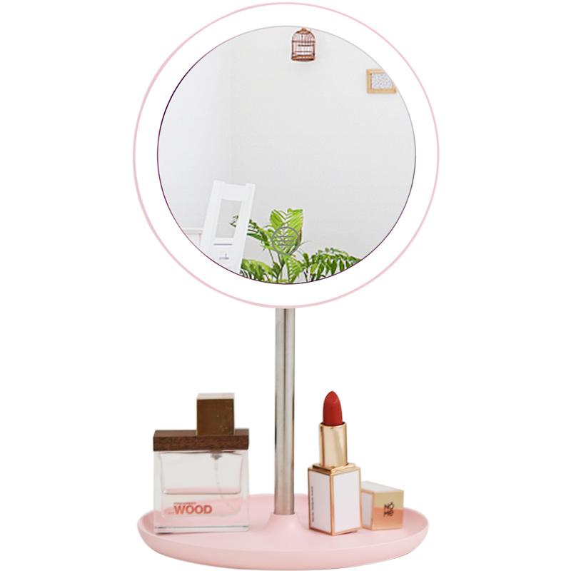 UP STYLE 悠家良品 台式LED便携化妆镜
