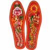 Langsha 浪莎 绣花鞋垫男女士运动鞋垫十字绣本命年刺绣结婚喜庆鞋垫 15.9元