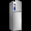 Homa 奥马 BCD-170K 双门冰箱 (3级、定频、170L、银色)