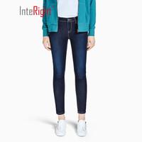 InteRight 女士修身弹力牛仔裤 *2件
