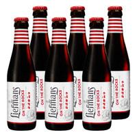 LIEFMANS 乐蔓 精酿 水果啤酒 250ml*6瓶 *3件