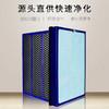 欧能达 适配夏普空气净化器过滤网KC-W200SW/BB20/CD20滤芯KC-WE20 套装 129元包邮(需用券)