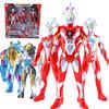 咸蛋超人 (ULTRAMAN)奥特曼超人人偶 中华超人可动声光变身器男孩模型仿真儿童玩具 B7364 69元