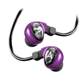 Iriver 艾利和 Astell&Kern Billie Jean 2单元动铁入耳式耳机 紫色