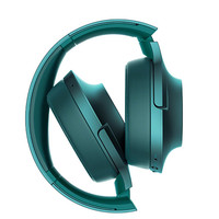 SONY 索尼 MDR-100ABN 耳机 (通用、头戴式、 翠绿 )
