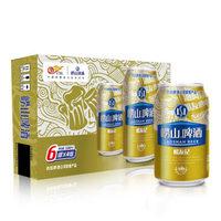 laoshan 崂山 崂友记 啤酒 330ml*24听