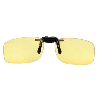 Jimmy Orange防蓝光卡尔蔡司夹片眼镜 男女电脑护目镜手机游戏电竞眼镜大款 J207ZBK