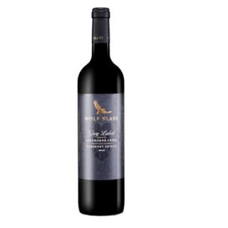 WolfBlass 纷赋 灰牌 赤霞珠设拉子干红葡萄酒 750ml