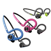 plantronics 缤特力 fit 耳机 (通用、后挂式、青色)