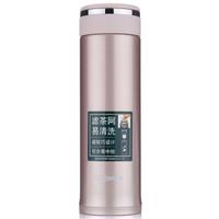 ZOJIRUSHI 象印 SM-JTE46-PX 不锈钢直身保温杯香槟金 ( 460ml)