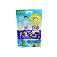 GOO.N 大王 男宝游泳纸尿裤 XL3片 (12-17kg)