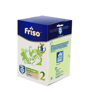 Friso 美素佳儿 婴幼儿配方奶粉 2段 700g*6罐(6-12个月)
