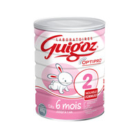 Nestlé 雀巢 古戈氏婴幼儿奶粉2段 800g(6-12个月)