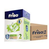 Friso 美素佳儿 婴幼儿配方2段 700g*4罐(6-12个月)