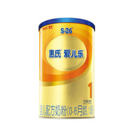 Wyeth 惠氏 婴儿配方奶粉 1段 400g (0-6个月)