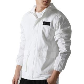 阿迪达斯ADIDAS NEO 2018秋季 男子 休闲系列 M UT GRAPHIC WB 防风衣 DU2427 XL