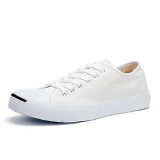 回力/Warrior 回力男女鞋帆布鞋低帮帆布鞋经典开口笑休闲板鞋官方旗舰店男女鞋潮鞋 A121U 白色 36