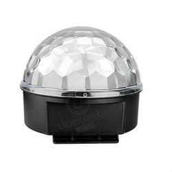OUPAIPASS 机械水晶魔球 6色彩灯 线长1m