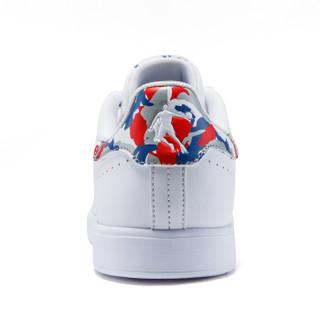 乔丹 男鞋板鞋时尚轻便休闲板鞋 XM2570507 白色/新乔丹红 44