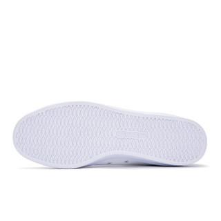 乔丹 男鞋板鞋小白鞋休闲鞋运动鞋男 XM2580311 白色/水洗蓝 45
