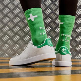 乔丹 男鞋2017年新款休闲板鞋 XM2570507 白色/苔藓绿 44.5