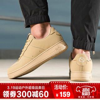 361° 361度 671816605-3 男士运动板鞋 (海星沙/361度白、41)