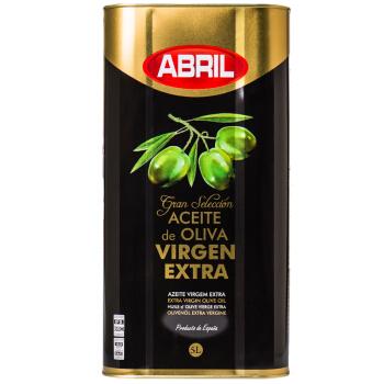 艾伯瑞 特级初榨橄榄油 5L