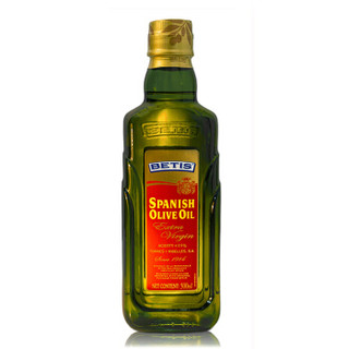 贝蒂斯(BETIS)西班牙进口 特级初榨橄榄油 500ml/瓶