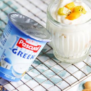西班牙进口  帕斯卡 Pascual 原味巴氏热处理全脂风味酸奶4*125g