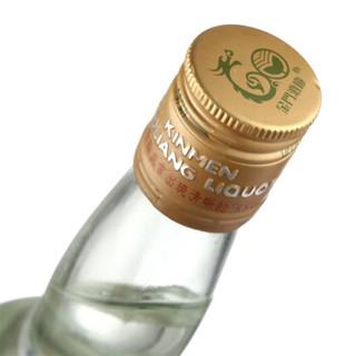金门高粱 白酒 (礼盒装、清香型、53度、600ml*2瓶)