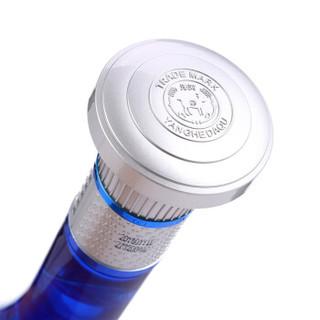 洋河蓝色经典 梦之蓝 白酒 (箱装、浓香型、52度、500ml*4瓶)