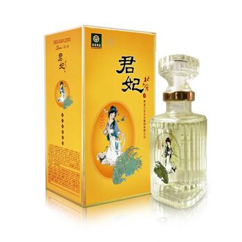 北大仓 君妃酒 白酒 (瓶装、酱香型、50度、250ml)