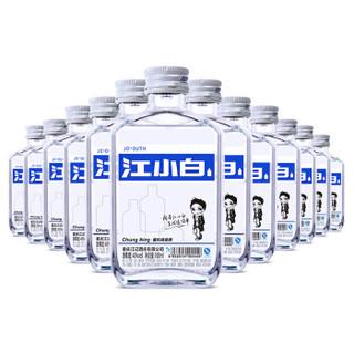 江小白 JOYYOUTH 白酒 (箱装、清香型、40度、100ml*12瓶)