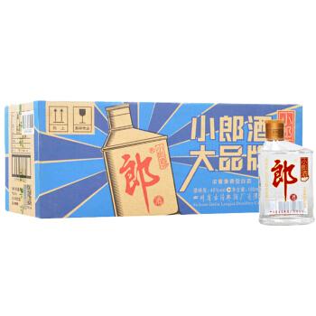 LANGJIU 郎酒 小郎酒 白酒 (箱装、兼香型、45度、100ml*24瓶)