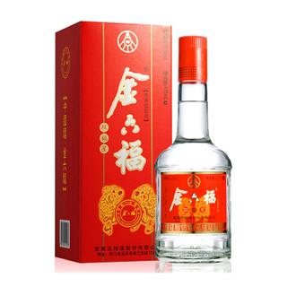 WULIANGYE 五粮液 金六福 白酒 (箱装、浓香型、45度、475ml*6瓶)