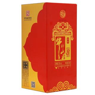 Niulanshan 牛栏山 百年红 白酒 (瓶装、浓香型、38度、500ml)