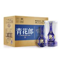 LANGJIU 郎酒 青花郎 白酒 (箱装、酱香型、53度、558ml*6瓶*一件)
