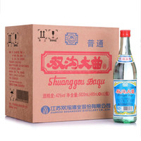 双沟 白酒 (箱装、浓香型、42度、485ml*12瓶)