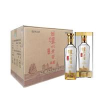 LU ZHOU LAO JIAO 泸州老窖 白酒 (箱装、浓香型、52%vol、 500ml*6瓶)