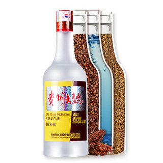 MOUTAI 茅台 白酒 (箱装、酱香型、53°、500ml)