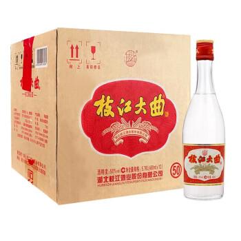 枝江 白酒 (箱装、浓香型、50、480ml)