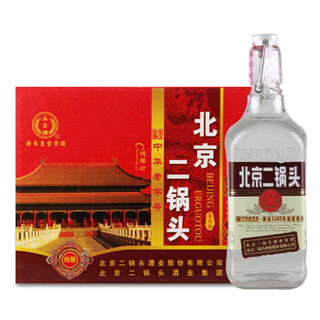 YONGFENG 永丰 二锅头 (箱装、清香型、50度、500ml*12瓶)