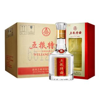 WULIANGYE 五粮液 特曲 白酒 (箱装、浓香型、52%Vol、500ml*6)