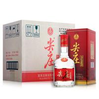 尖庄 白酒 (箱装、浓香型、52度、500ml*6盒)