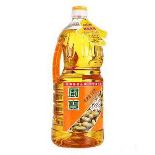 厨宝 香港品质 食用油 压榨一级 花生油1.8L