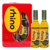 犀牛压榨特级初榨橄榄油 500ml*2 礼盒
