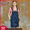 Dickies新款吊带连衣裙 休闲女装 直筒连体背带裙182W40EC01 229元