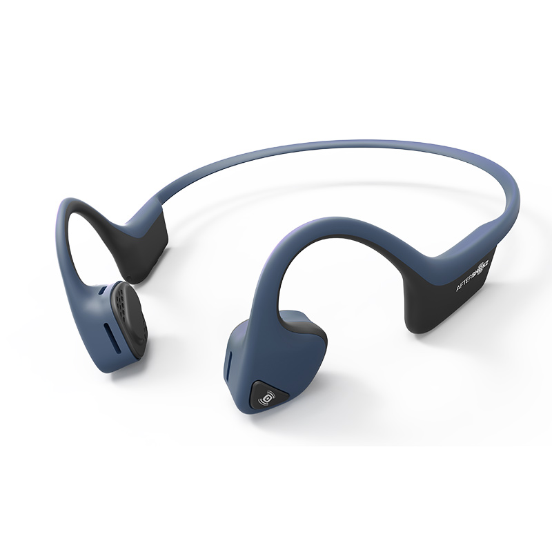 AFTERSHOKZ AS650 耳机 (通用、后挂式、页岩灰 )